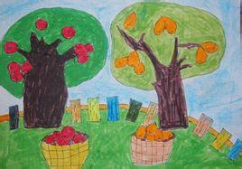 第一课 秋天的图画 - 人教二年级上 - 智慧山图片